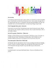 My best friend essay spm