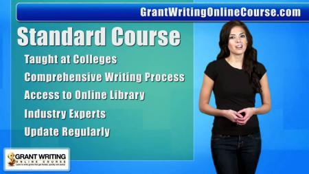 Grant Writing Online Course | Grant Writing Classes | Online