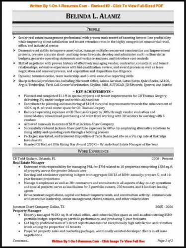On-1-Resumes.Com - The #3 Resume Writing Site
