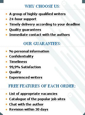 CV Resume Writing Services