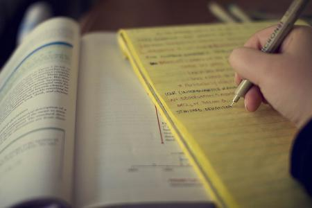 Writing Help For Graduate Students | Corner of College and
