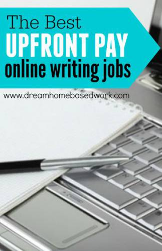 The Best Upfront Pay Online Writing Websites