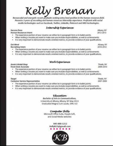 Need help writing your resume? Check out Custom Resume Writing