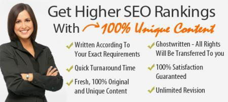 high quality article service