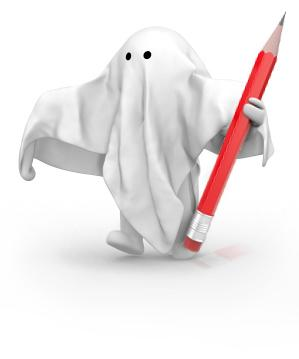 Ghostwriting—It's Not Just For Celebrity Authors! | Beyond the ...