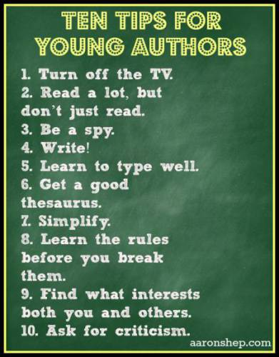 ... Write Stuff :Writing Tips and Resources for Kids -