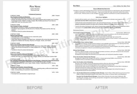 Resume Editing Service | Resume Writing Service