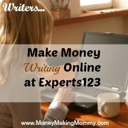 Experts123 Shares Revenue With Article Writers