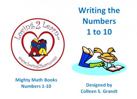 ... Learning to Write Numbers 1-10 - Learning to Write