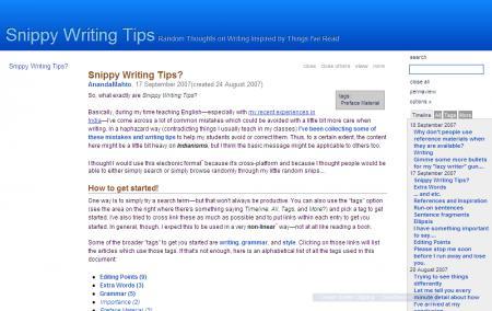 Academic help writing