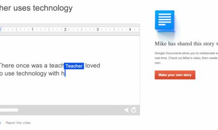 Get Your Students Developing Their Writing Skills With Google Story