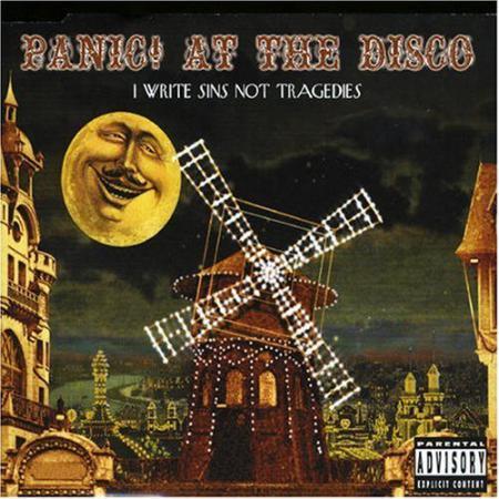 Write Sins Not Tragedies - Panic! At The Disco -