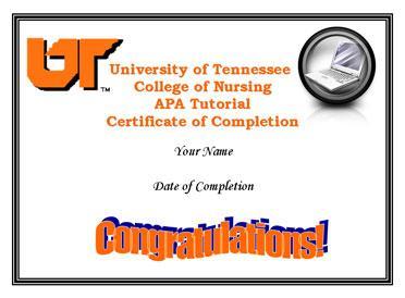 Assessing your APA Writing Skills