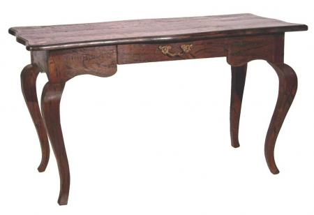 Antique Wood Desks Constructed from Reclaimed PineWood